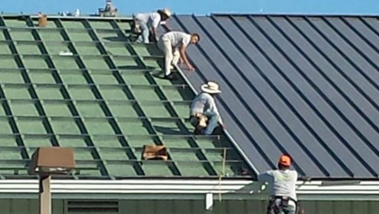 Industrial Commercial Roofing Sydney 1