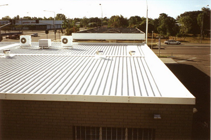 Commercial Roof Restoration Sydney 2