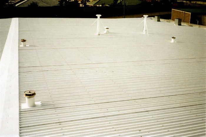 Commercial Roof Restoration Sydney 3