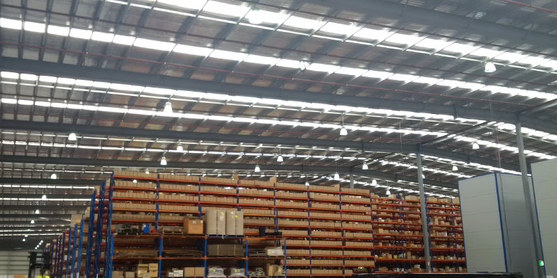 Fibreglass and Polycarbonate Roofing